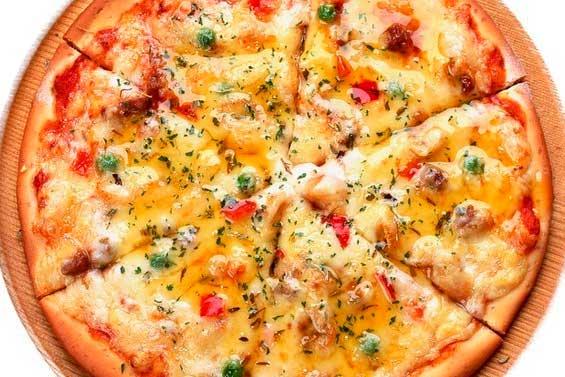 рецепт пиццы из ничего
