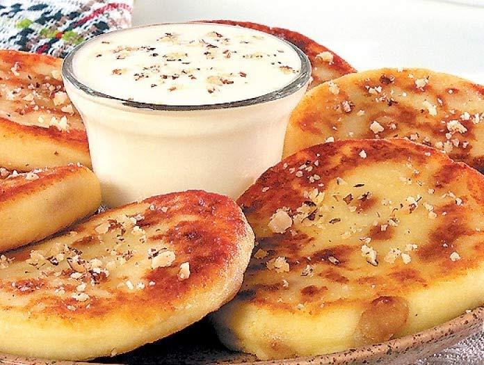 Сырники с инжиром фото