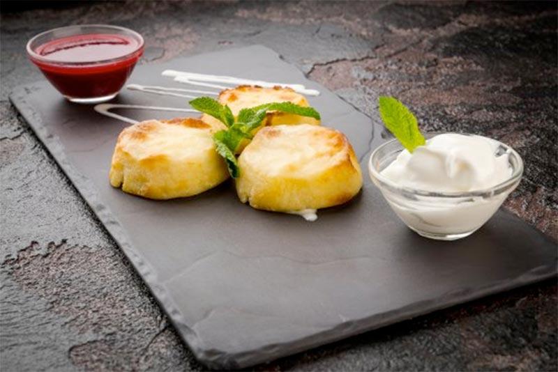 Сырники с сыром фото