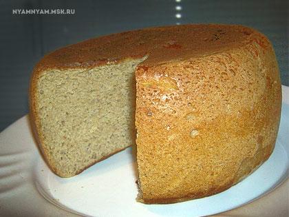 хлеб серый в мультиварке рецепты с фото