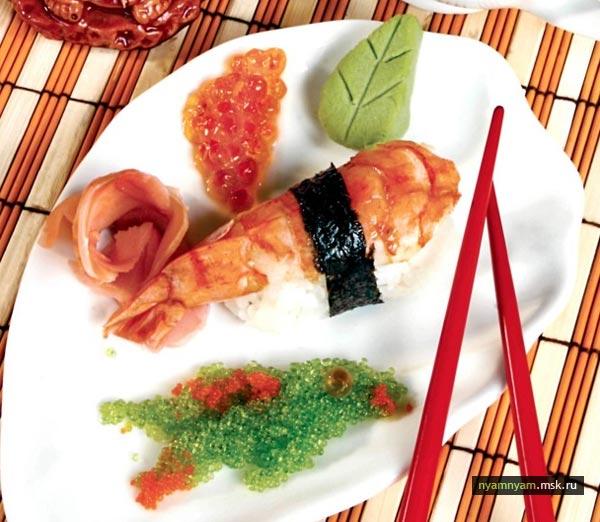 Рис суши пошаговый рецепт фото