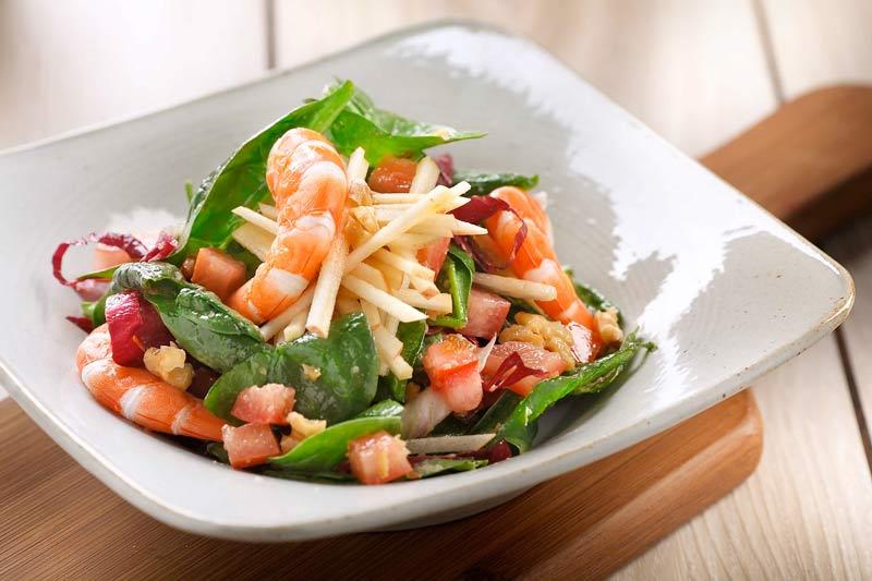Идеи салатов с