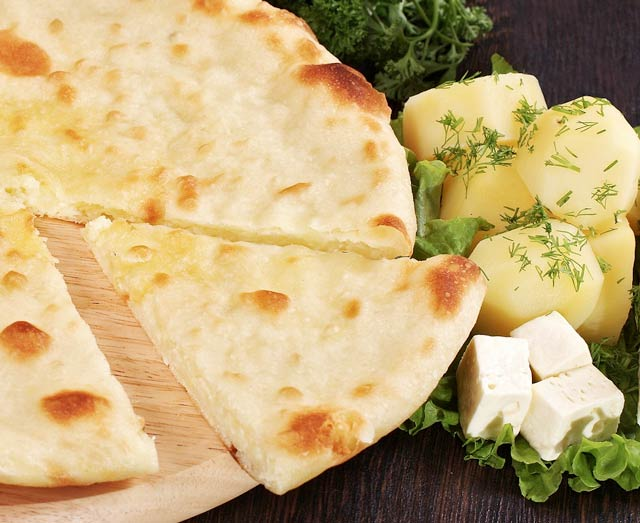 Рецепт приготовления осетинского пирога с картошкой